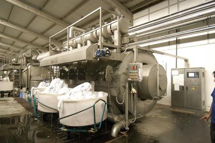 fabrika endüstri